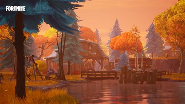 Fortnite - Temporada 8: otoño en Salva el mundo