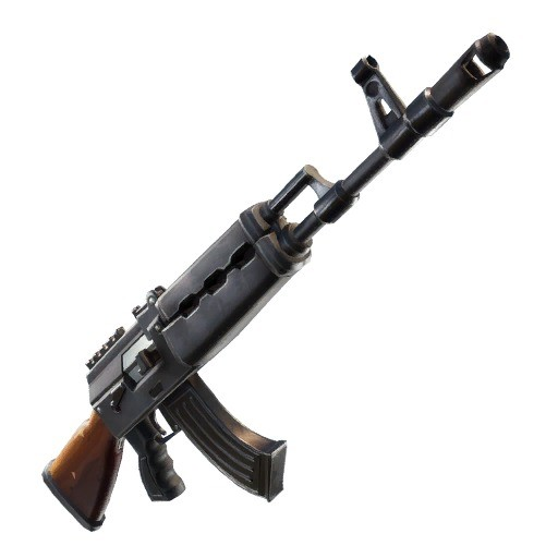 Fortnite Rifle de asalto pesado