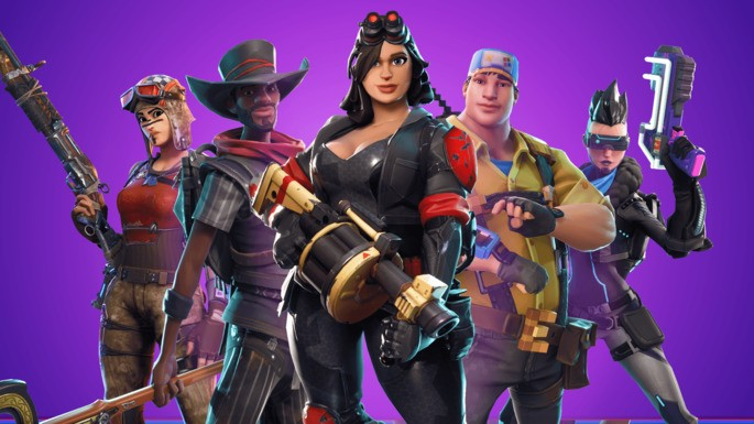 Fortnite Salvar El Mundo + Battle Royale
