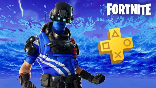 Fortnite: Skins de PS Plus