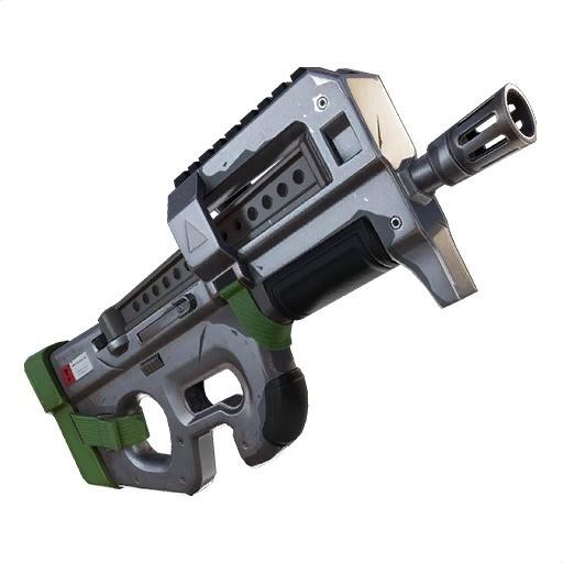 Fortnite Subfusil compacto