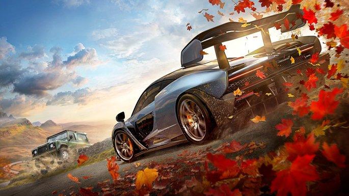 Forza Horizon 4 - Juegos con crossplay