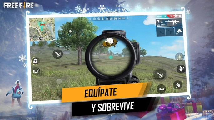 Free Fire - Mejores juegos para Android