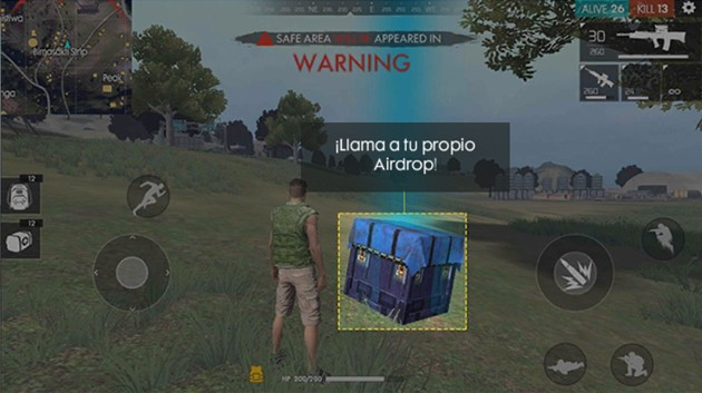 Free Fire: Airdrop
