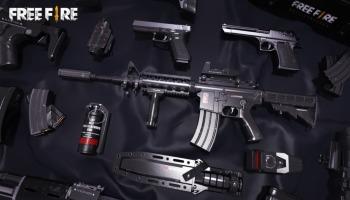 Free Fire: ¡conoce todas las armas y cuáles son mejores!