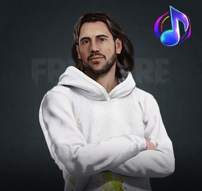 Free Fire Dimitri