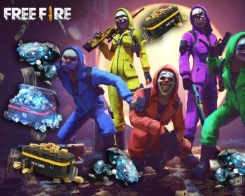 Free Fire: ¡aprende a ganar oro y diamantes, y en qué gastarlos!
