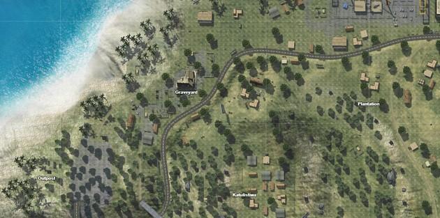 Free Fire Graveyard