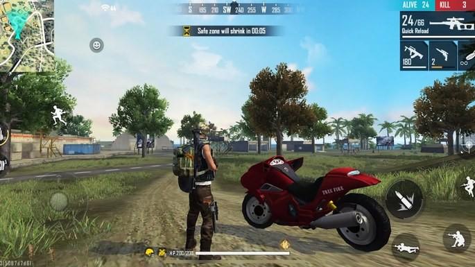 Free Fire - Juegos de multijugador
