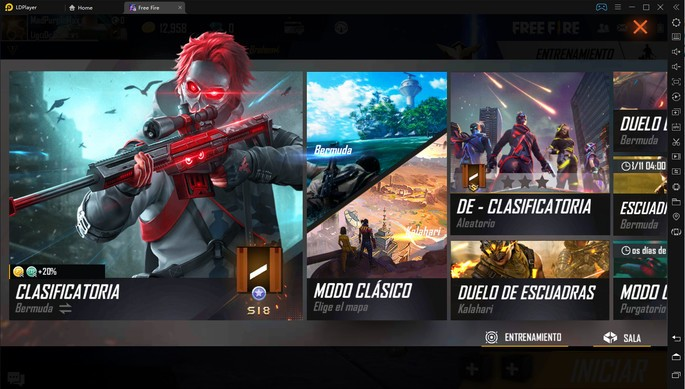 Free Fire LDPlayer