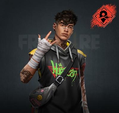 Shirou (Cobra) Free Fire