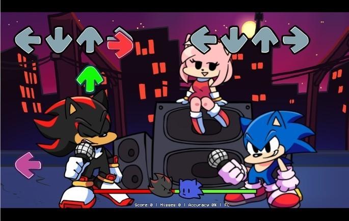 Friday Night Funkin Sonic the Hedgehohg