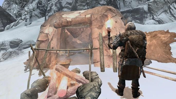 Frostfall + Campfire - Mods Skyrim