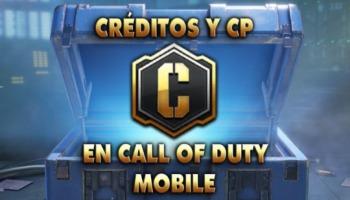 Descubre cómo ganar créditos y CP en Call of Duty Mobile