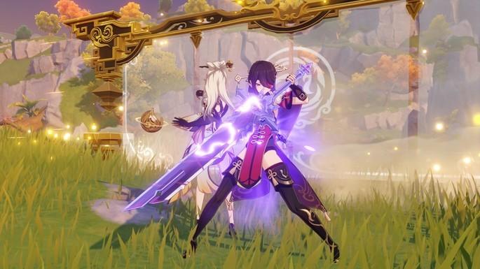 Genshin Impact - Juegos de multijugador