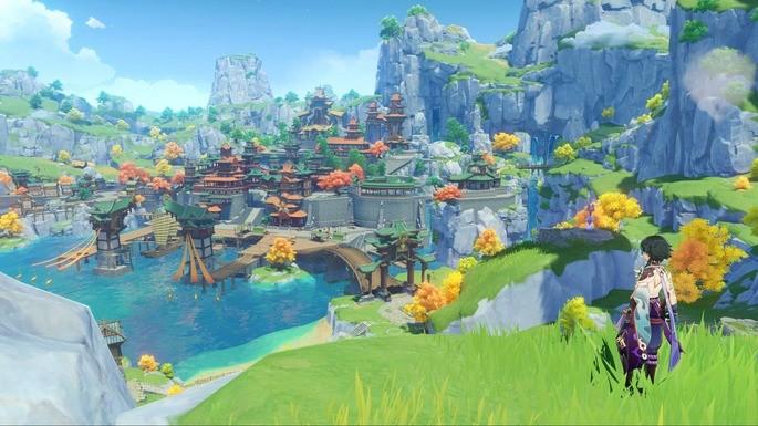 Genshin Impact - Juegos multijugador PC