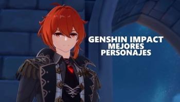 Genshin Impact: los 10 mejores personajes