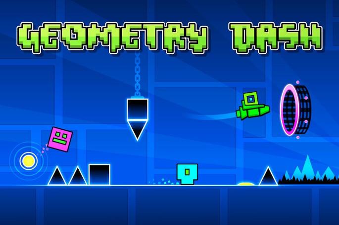 Geometry Dash - Mejores juegos para Android