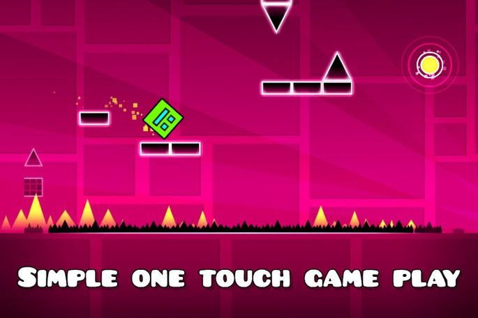 Geometry Dash Lite - Juegos para Android sin Internet