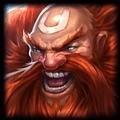 Gragas - Mejores campeones en League of Legends: Wild Rift