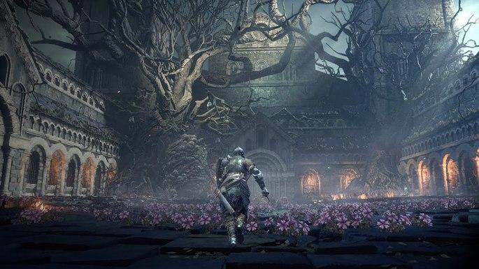 Gran Árbol Corrompido - Dark Souls 3 Bosses
