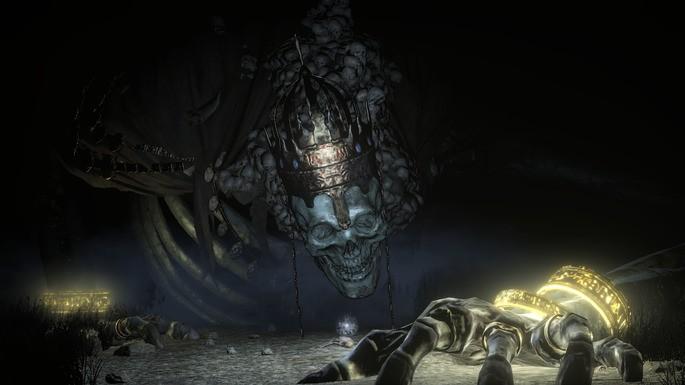 Gran Señor Wolnir - Dark Souls 3 Bosses