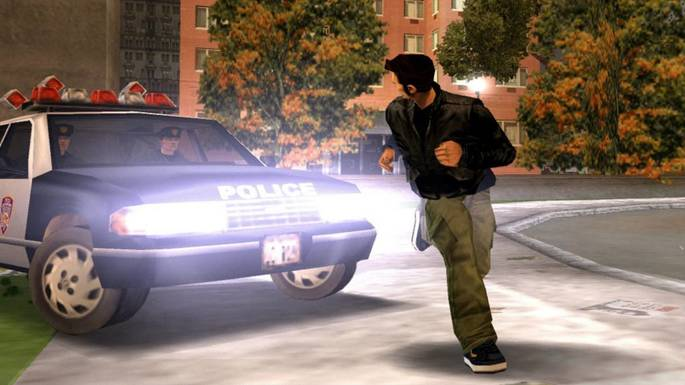 Grand Theft Auto 3 - Juegos antiguos PC