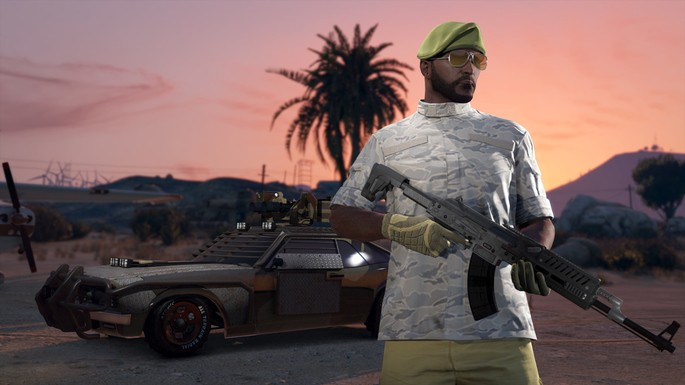 Grand Theft Auto Online - Juegos multijugador PC