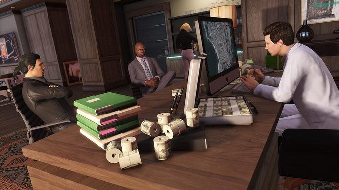 Grand Theft Auto Online - Juegos multijugador PS4