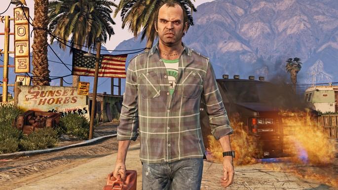 Grand Theft Auto V - Mejores juegos para PC