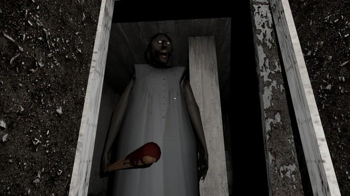 Granny - Mejores juegos de terror PC