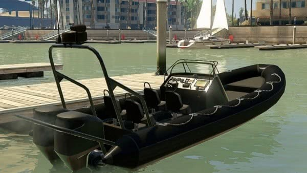 GTA 5 Bote