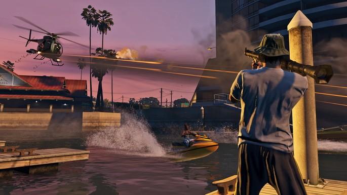 GTA Online - Juegos de multijugador