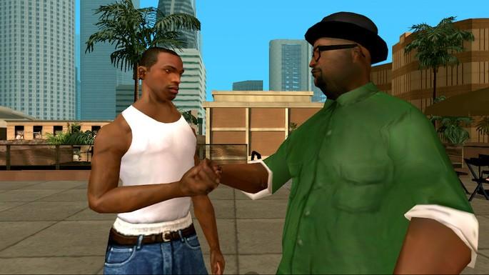 GTA San Andreas - Mejores juegos para Android