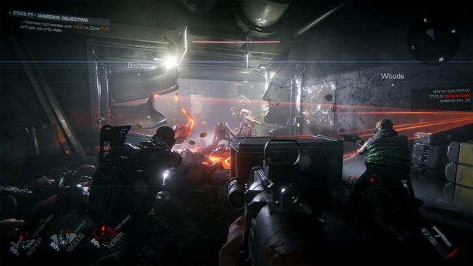 GTFO juegos shooter PC
