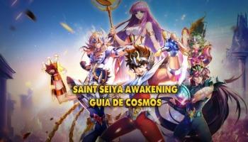 Guía esencial para usar los Cosmos de Saint Seiya Awakening