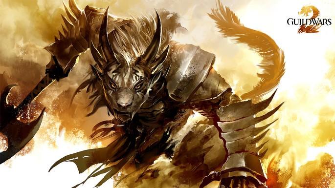 Guild Wars 2 - Juegos MMORPG gratis para PC