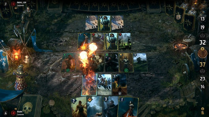 Gwent The Witcher Card Game gratis Steam