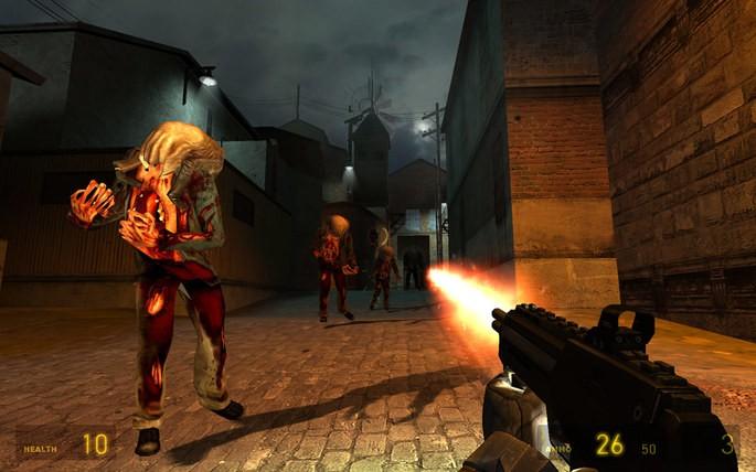 Half-Life 2 - Mejores juegos para PC