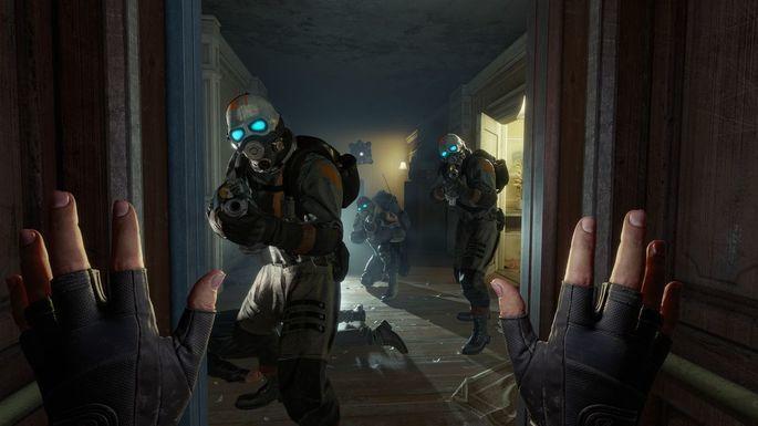 Half-Life Alyx - Juegos VR