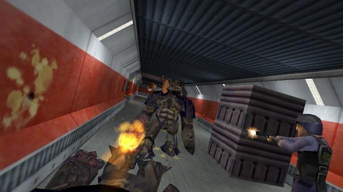 Half-Life - Juegos antiguos PC