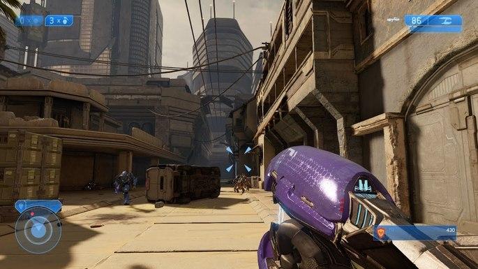 Halo The Master Chief Collection - Juegos de multijugador