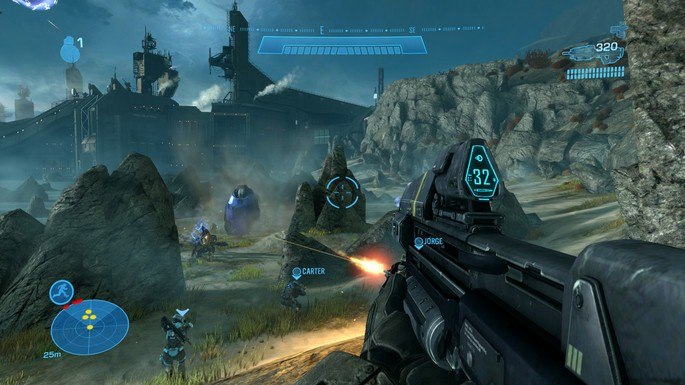 Halo The Master Chief Collection - Juegos multijugador PC
