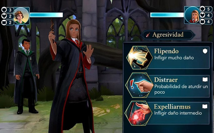 Harry Potter: Hogwarts Mystery - Mejores juegos para Android