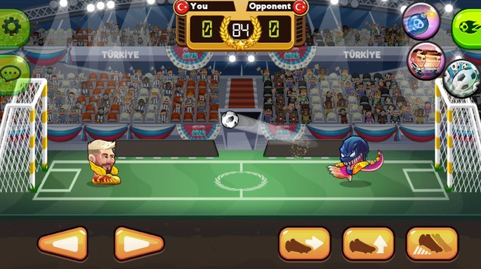 Head Ball 2 - Mejores juegos para Android