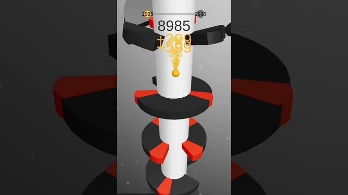 Helix Jump - Juegos para Android sin Internet