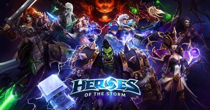 Heroes of the Storm - Mejores juegos gratis para PC