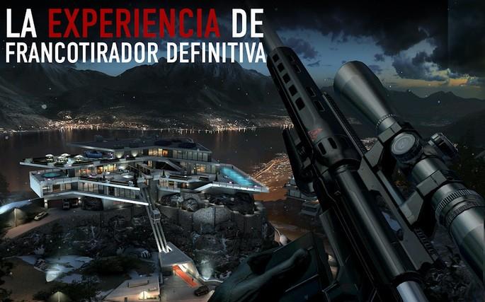 Hitman Sniper - Juegos para Android sin Internet