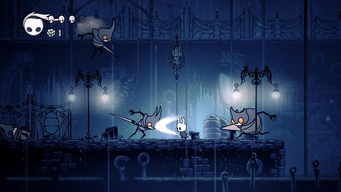 Hollow Knight - Mejores juegos para PC