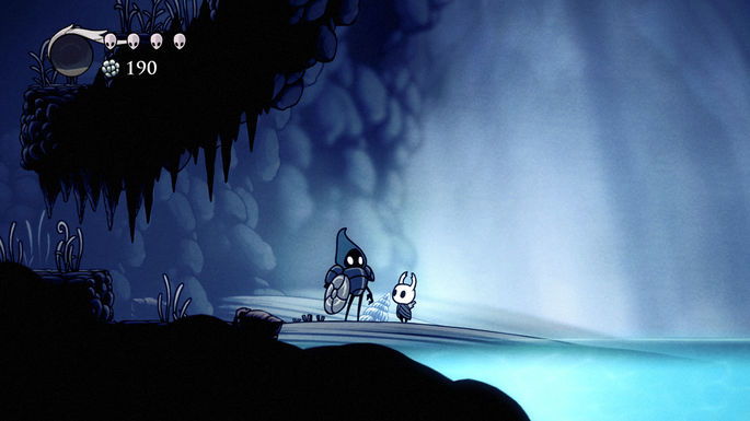 Hollow Knight - Juegos para PC sin Internet